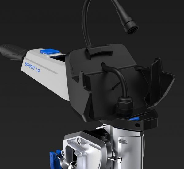 Epropulsion Spirit 1.0 Battery Powered Outboard