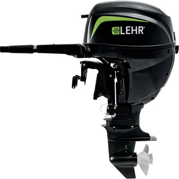 LEHR 15.0hp Propane Powered Outboard