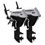 Mariner 15.0hp EFI FourStroke Outboard