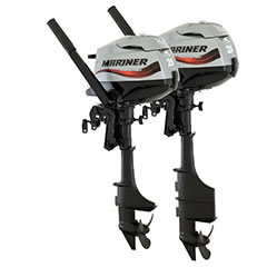 Mariner 2.5hp FourStroke Outboard