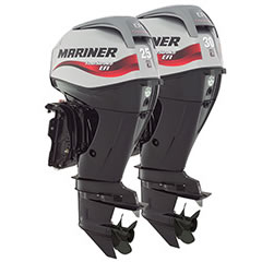 Mariner 25hp, 30hp EFI FourStroke Outboard