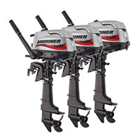 Mariner 4hp/5hp/6hp FourStroke Outboard