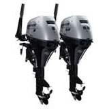 Mariner 8hp/9.9hp FourStroke Outboard