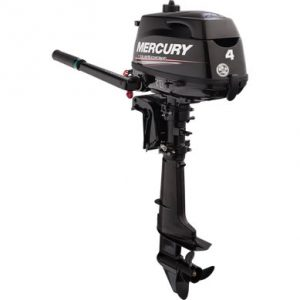 Mercury 4.0hp FourStroke Outboard
