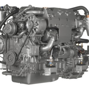 Yanmar 4LHA-HTP Powerboat Engine