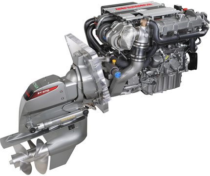 Yanmar 4LV150 Powerboat Engine