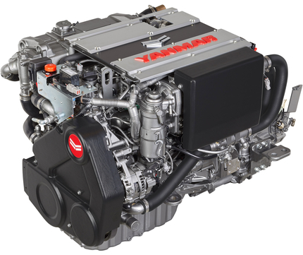 Yanmar 4LV195 Powerboat Engine