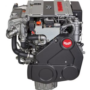 Yanmar 4LV230 Powerboat Engine
