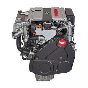Yanmar 4LV250 Powerboat Engine