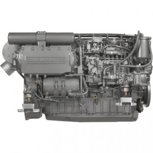 Yanmar 6LY2A-UTP Powerboat Engine