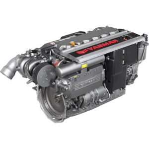 Yanmar 6LY440 Powerboat Engine