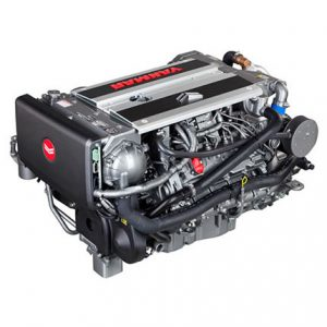 Yanmar 8LV-370 Powerboat Engine